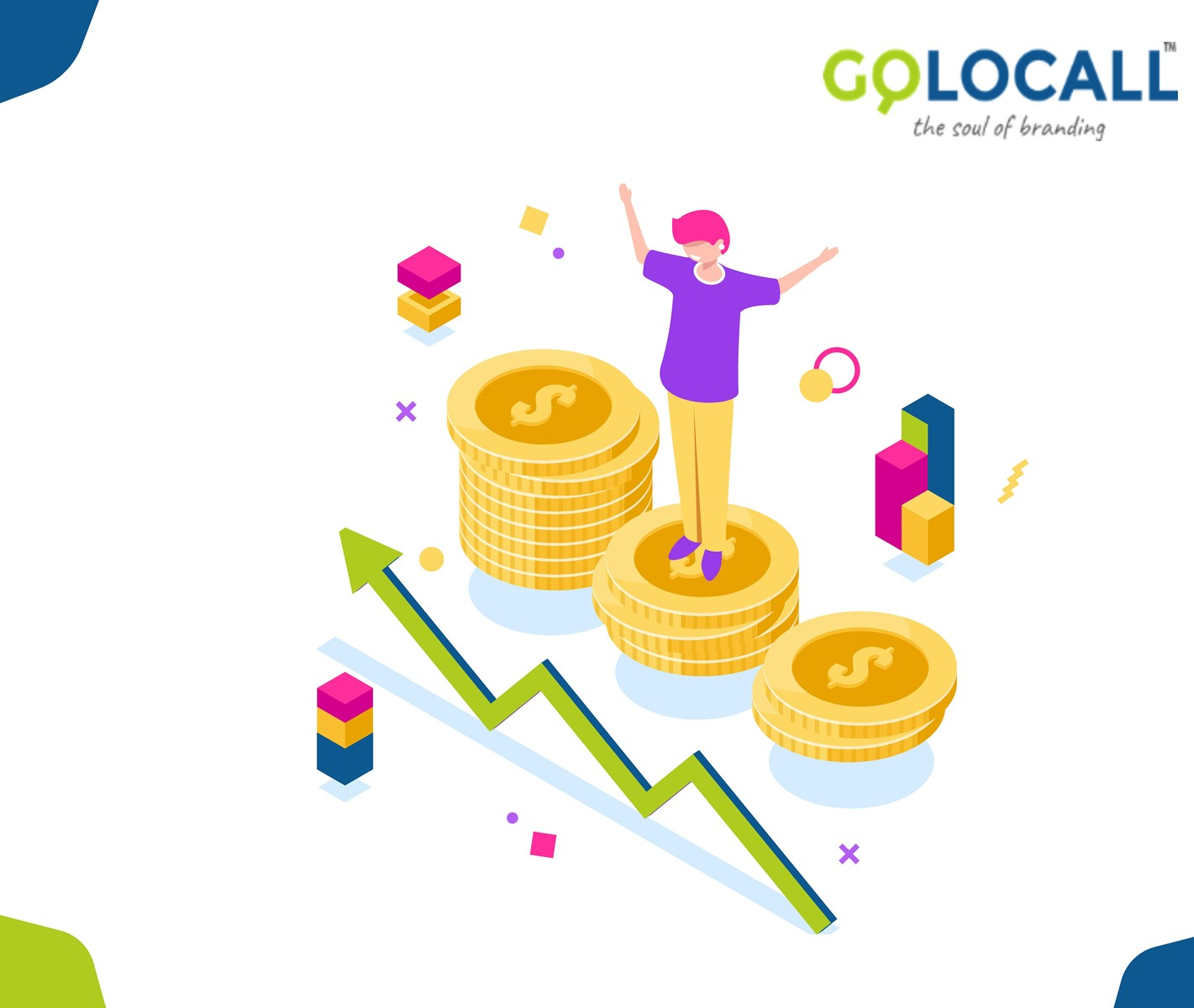 GoLocall Web Services Private Limited, Small Business Promotion In Delhi, MSME Business Promotion In Delhi, MSME Digital Marketing In Delhi, Business Marketing In Delhi, Business Growth Requirements In Delhi,