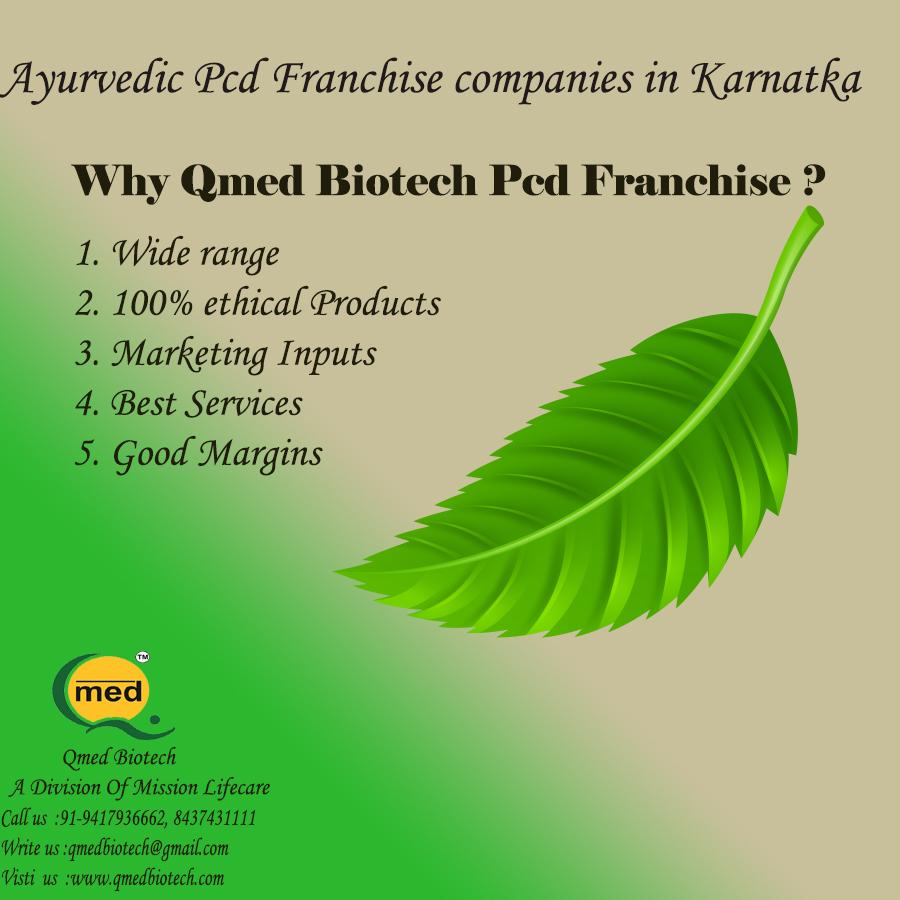 Qmedbiotech, Ayurvedic Pcd Franchise, Pcd base ayurvedic companies, herbal base pcd franchise companies, ayurvedic pcd franchise in karnatka, top 10 ayurvedic pcd franchise companies, best ayurvedic pcd franchise company