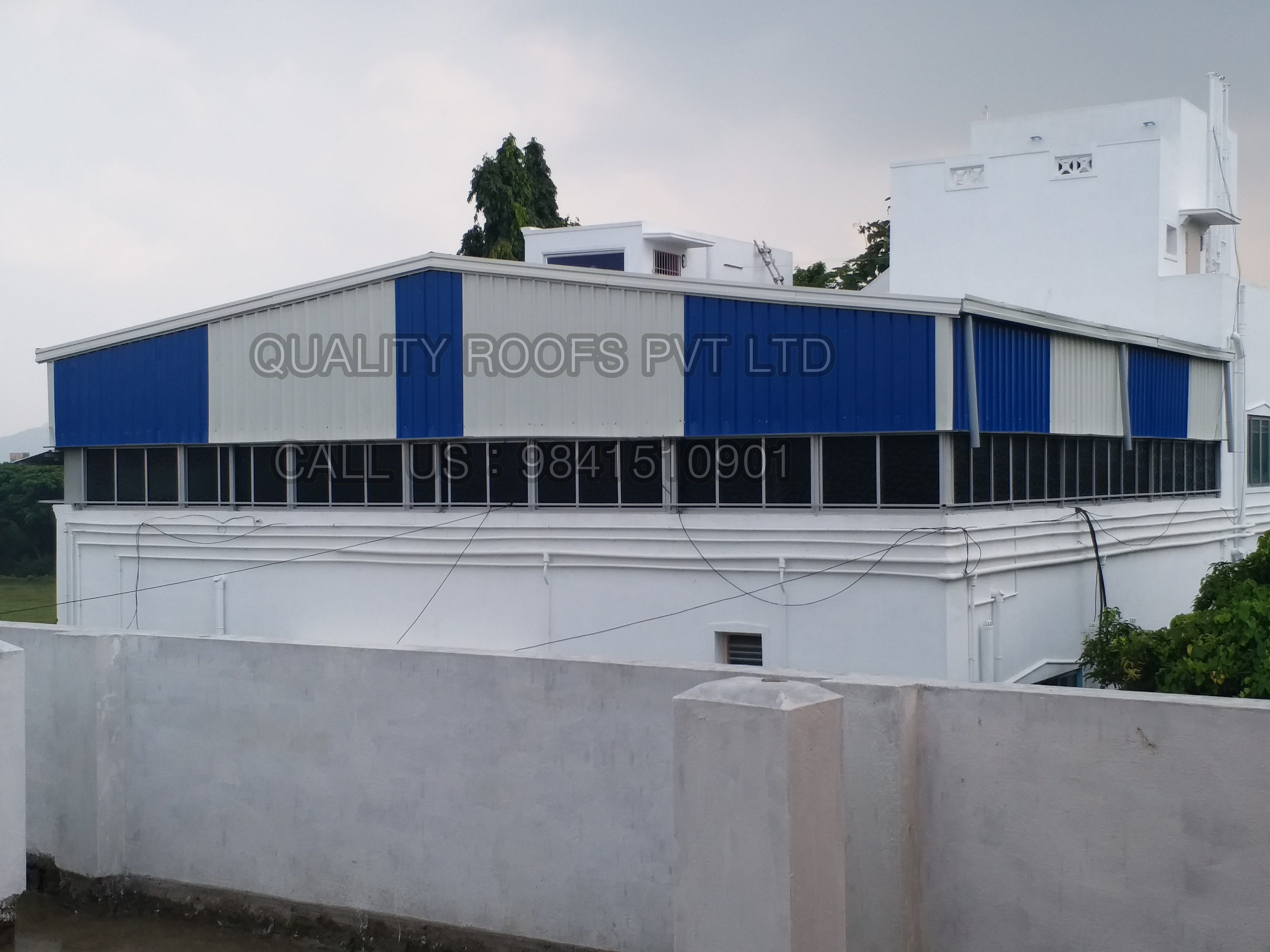 Quality Roofs Pvt Ltd, Terrace Roofing Contractors In Chennai,  Roofing Services In Chennai,  Roofing Material In Chennai, Roofing fabricators, Roofing Chennai