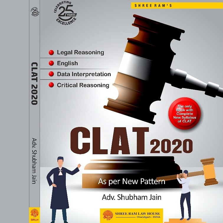 JURIST LAW ACADEMY, best clat 2020 new pattern book