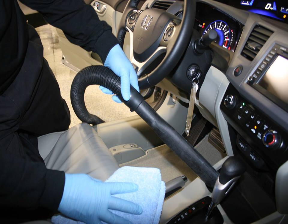 Car Interior Cleaning In Chrompet