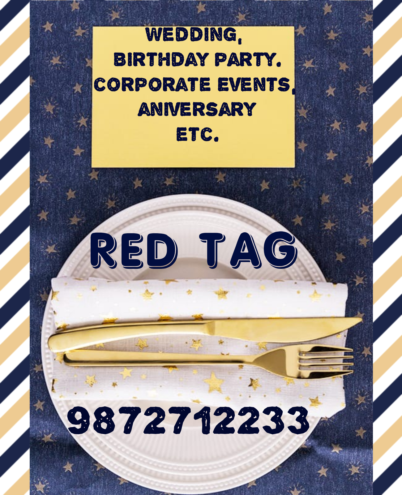 Red Tag Caterers, Best Caterers in mohali,