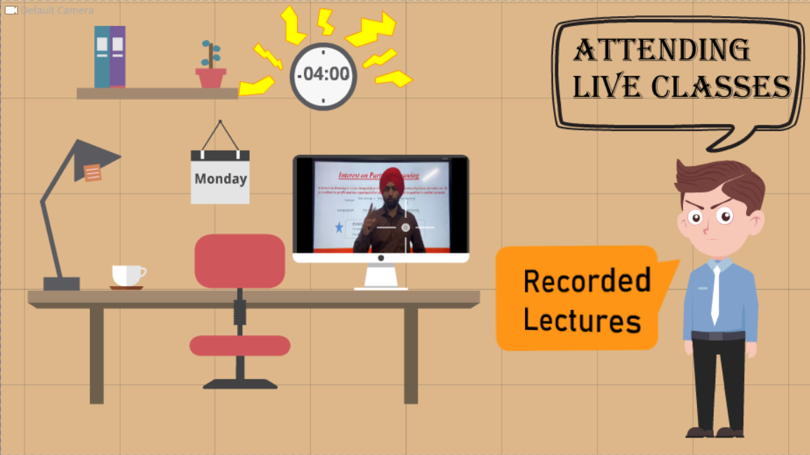 Live Classes For Accounts and Economcis | SKYLIGHT INSTITUTE OF COMMERCE | online classes for Commerce, live classes, recorded classes - GL68173