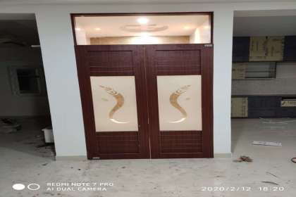 Pooja Room Doors - Triad Interio, Manufacturer of Modular Pooja Doors at Hyderabad, Manufacturer of Modular Pooja Doors at Nampally, Manufacturer of Modular Pooja Doors at Secunderabad