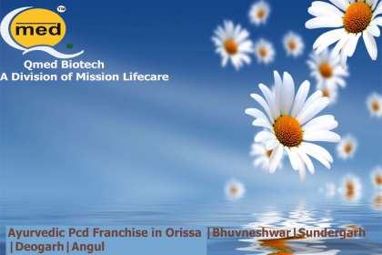 Qmedbiotech, Ayurvedic Pcd Franchise in Orissa, Ayurvedic Pcd Franchise in Bhuneshwar, Ayurvedic Pcd Franchise in Sundergarh, Ayurvedic Pcd Franchise in Angul,Ayurvedic Pcd Franchise in Deogarh,  Pcd Ayurvedic