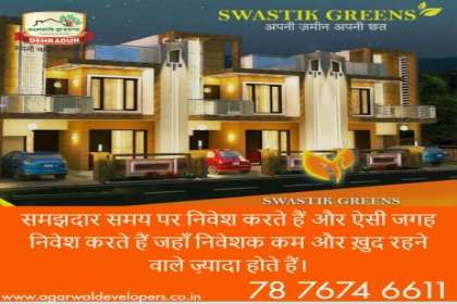 Property in Dehradun with best returns - Agarwal Developers, duplex for sale in Dehradun, duplex house for sale in Dehradun, duplex flat for sale in Dehradun, Rera approved duplex for sale in Dehradun, Rera approved project for sale in Dehradun