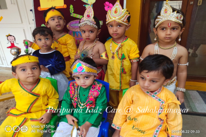 Home - PARIPURNA KIDZ CARE, MOULDING PERSONALITIES   DAY