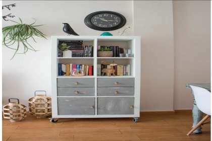 Lucky Furniture, Book rack in wooden, Bookshelves in wooden, wooden book rack rack for book, Book rack for home, Modern Book Shelves.