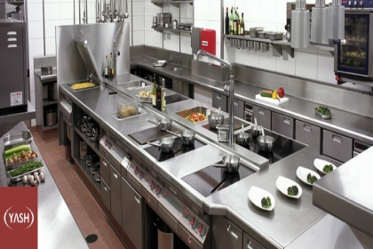 Commercial Restaurants Kitchen Equioments Manufacturer In Mohali By ...