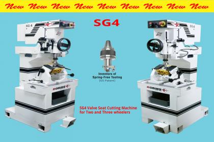 Van Norman Machine(India) Pvt. Ltd, Valve Seat Cutting ,Valve Seat Cutting machine , seat and guide machine