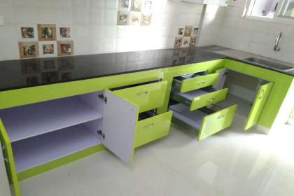 Triad Interio, Manufacture of Modular Kitchen & Wardrobes in Hyderabad, Manufacture of Modular Kitchen & Wardrobes in Khammam, Manufacture of Modular Kitchen & Wardrobes in Vijayawada,