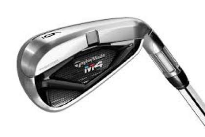 WORLD OF GOLF & SPORTS., M4 IRONS STEEL OFFER