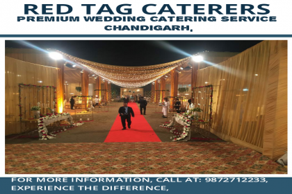 Red Tag Caterers, Best Caterers in Chandigarh, Top caterers in Chandigarh, unforgettable caterers in Chandigarh,