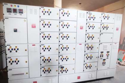 Helical Engineers, Electrical panel in Mohali , Electrical Automation in Mohali