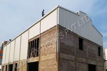 Quality Roofs Pvt Ltd, Factory Shed Construction In Chennai, Industrial Shed Contractors In Chennai, Blue Sheet Roofing Work In Chennai, Roofing Services In Chennai, Polycarbonate Shed Contractors in Chennai