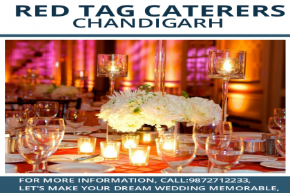 Red Tag Caterers, Best Caterers in Chandigarh, Top Caterers in Chandigarh,