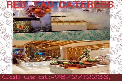 Red Tag Caterers, Best Caterers in Mohali. Punjab,