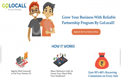 GoLocall Web Services Private Limited, Business Promotion In India, Business Opportunity In India, Business Planning In India, Grow Your Income, Income Opportunity In India