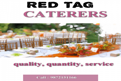 Red Tag Caterers, Best caterers in Ludhiana with creative cuisine, best wedding caterers in Ludhiana, best party catering service in Ludhiana, best vegetarian catering in Ludhiana,