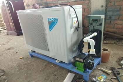 Advance Refrigeration & Air Conditioning, RO ONLINE CHILLER