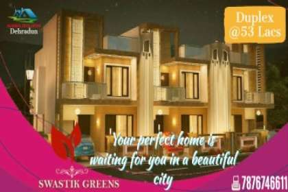 Luxury Duplex in the Lap Of Nature - Agarwal Developers, 3bhk duplex for sale in Dehradun, 3bhk duplex house for sale in Dehradun, 4bhk duplex for sale in Dehradun, 4bhk independent house for sale in Dehradun, 3bhk house for sale in Dehradun