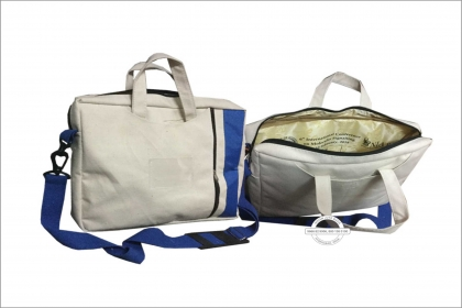 Canvas Laptop Bag Is Best Option For Users And Gift International Conferences It Looks Good Feel Soft Long Lasting