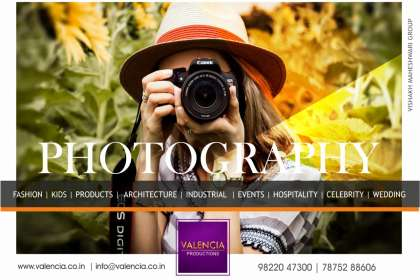 PHOTORAPHY @ valencia productions - VALENCIA GROUP, Best photography in Pune, best , photography, kids photography, showroom photography, wedding photography, pre wedding photography, Karve nagar, exterior photography, Deccan , Shivajinagar, camp.