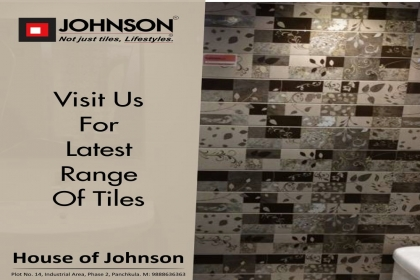 House of Johnson Tiles , House of Johnson Tiles, House of Johnson Tiles manufacturer in panchkula, House of Johnson Tiles supplier in panchkula, House of Johnson Tiles dealer in panchkula, House of Johnson Tiles in panchkula