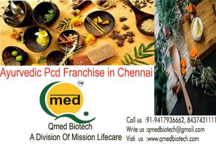 Qmedbiotech, Ayurvedic Pcd Franchise in Chennai, Herbal Pcd Franchise in Chennai, Pcd Franchise Companies in India, Best ayurvedic pcd franchise in chennai,