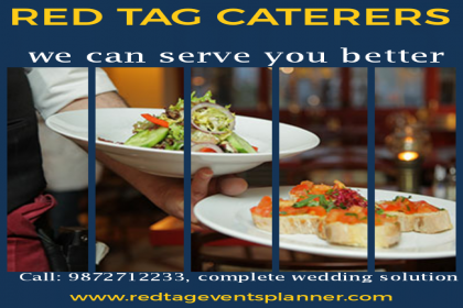 Red Tag Caterers, Best Caterer, Best Catering Service, Best Wedding Planner,