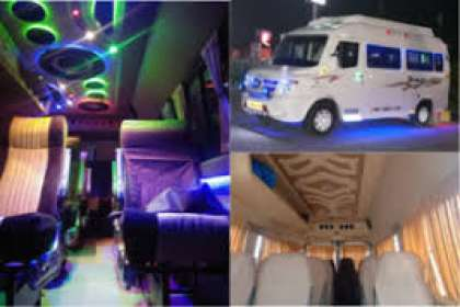 GetMyCabs +91 9008644559, tempo traveller rent price,new tempo traveller on road price in bangalore