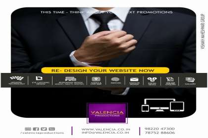 Redesign your website.@ valencia productions - VALENCIA GROUP, STATIC WEBSITE DESIGN COMPANY IN PUNE, CORPORATE STATIC WEBSITE DESIGN COMPANY IN PUNE,  PROFESSIONAL STATIC WEBSITE DESIGN COMPANY IN PUNE, BEST STATIC WEBSITE DESIGN COMPANY IN PUNE,  NEAR ME,  BEST