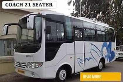 GetMyCabs +91 9008644559, 15 passenger van rental,bus rental near me, 21 seater bus rental in bangalore airport