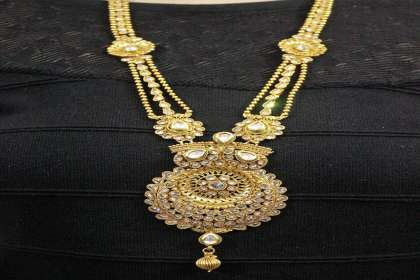 antique jewellery set for bridal in faridabad - IndiHaute, antique jewellery set for bridal face in faridabad , antique jewellery set for bridal for wedding in faridabad , antique jewellery set for bridal formal in faridabad