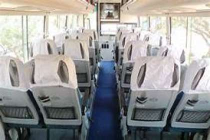 GetMyCabs +91 9008644559,  21 seater bus rental in bangalore airport,21 seater bus rental in bangalore india