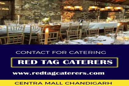 Red Tag Caterers, Top outdoor catering in Chandigarh, corporate catering services in Chandigarh, luxury catering services in Chandigarh, expensive caterers in Chandigarh