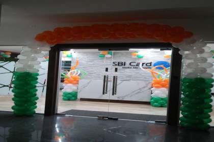 Vikas Balloon Creations, Balloon decoration in andheri east