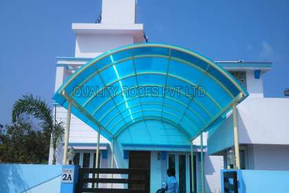 Quality Roofs Pvt Ltd, Polycarbonate Roofing Contractors In Chennai,Polycarbonate Car Parking Sheds In Chennai,Polycarbonate Transparent Roofing Contractors In Chennai,Best Polycarbonate Roofing Contractors In Chennai
