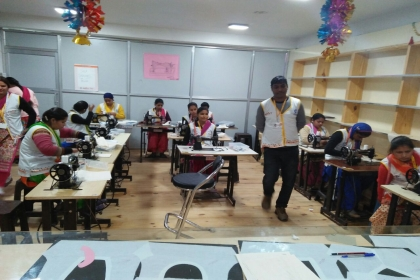 GIVES PMKVY INSTITUTE, Free tailoring courses in Mohali,Free tailoring course in Mohali,PMKVY centre in mohali,pmkvy courses in mohali