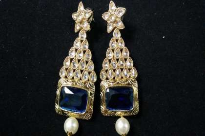latest earrings online in nashik  - IndiHaute, latest earrings online shopping in nashik , latest earrings for suit in nashik , latest earrings for saree in nashik , latest earrings for wedding in nashik , latest earrings for ladies in nashik