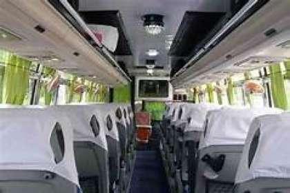 GetMyCabs +91 9008644559,  21 seater bus rental in bangalore airport,15 passenger van rental,bus rental near me