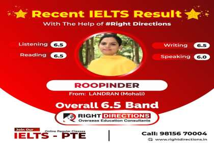 Right Directions, study abroad consultants  in Landran,best study abroad consultants  in Landran,UK study abroad consultants  in Landran