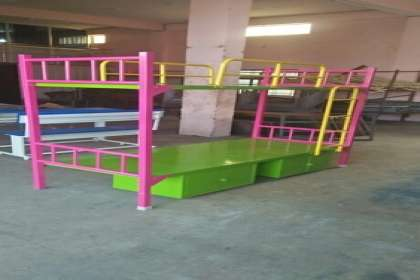Sree Venkateshwara Industries, Bunker cot manufacturer in hyderabad,bunker cot supplier in hyderabad,bunker cot manufacturer in telangana,bunker cot manufacturer in andhra pradesh,bunker cot,bunker cots,bunk bed,double bunk beds