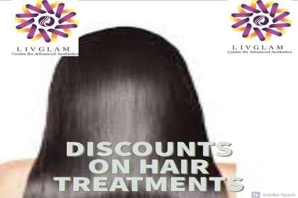 Livglam Anti Ageing Clinics, DISCOUNT, HAIR TRANSPLANT, DISCOUNT , HAIR LOSS DISCOUNT.