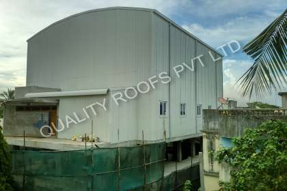 Quality Roofs Pvt Ltd, Badminton Roofing In Chennai,Badminton Court Construction In Chennai,Badminton Roofing Contractor In Chennai,Best Badminton Roofing Works ,Badminton Fabricators In Chennai