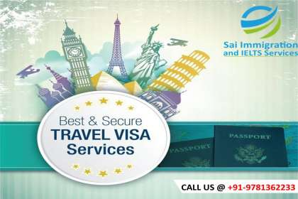 Best & Secure Visa Consultancy - Sai Immigration IELTS Services, Best and Secure Visa Consultant in Chandigarh, Best and Secure Consultancy in Punjab, Best and secure consultants, Best and secure consultancy in India, Best Visa Services in Punjab