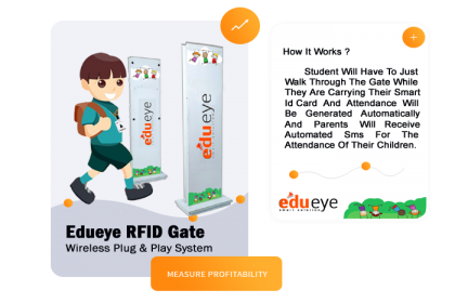 Get Info Systems, smart gate rfid,RFID,RFID Gate,Walk Through,RFID Gate Reader,School,Attendance,System,School attendance software company in Mellore, Best School Software Company, School Software Company in Jabalpur