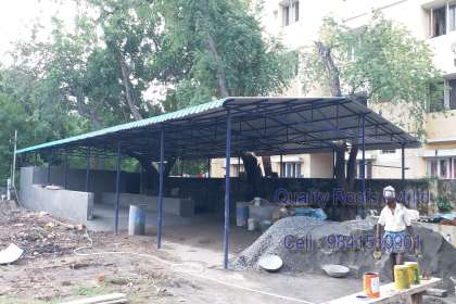 Quality Roofs Pvt Ltd, Cow Shed Roofing Contractors In chennai,Cattle Shed Contractors In Chennai,Diary Farm Shed Contractors In chennai,Poultry Shed Contractors In Chennai