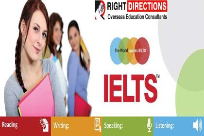 Right Directions,  IELTS coaching in Landran , IELTS coaching in banur, IELTS coaching in kurali, IELTS coaching in chunni, IELTS coaching in sohana