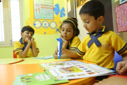 Best Play School Near Me In Upperpally By Iris Florets Upperpally